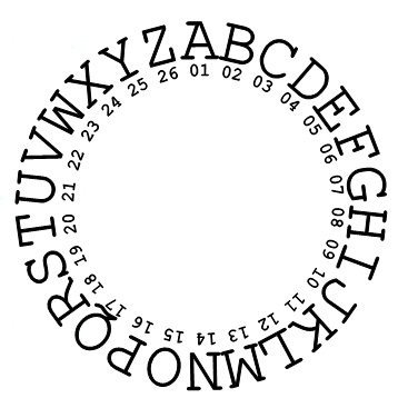 in some puzzles individual letters are combined to make a new letter or same length sequences of letters are combined pairwise to obtain a new letter